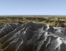 Spherical Terrain