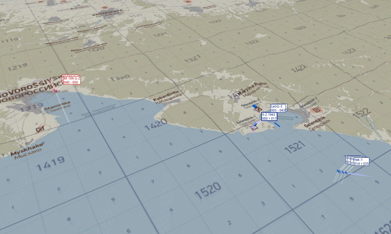 IL-2 maps in Tacview 1.7.2 beta 2!