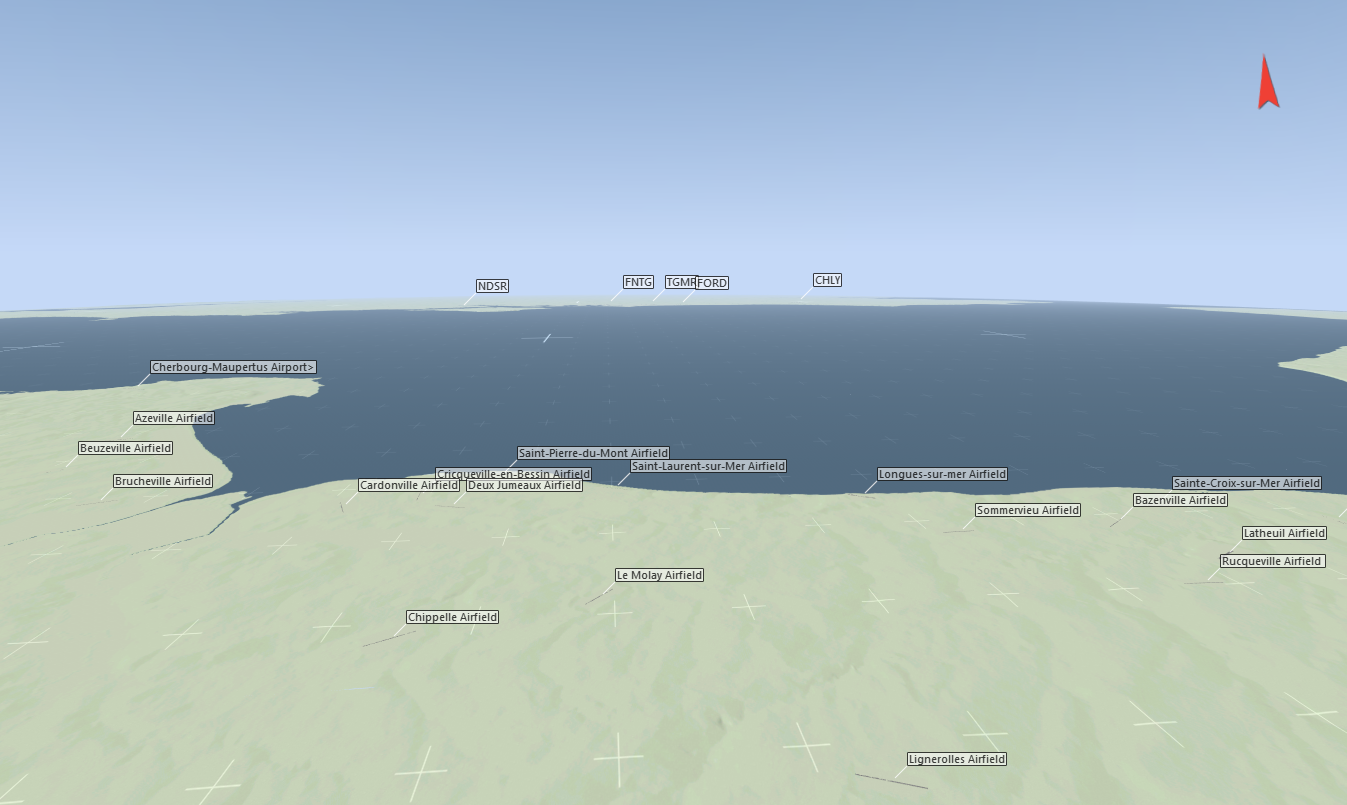 DCS airfields integrated