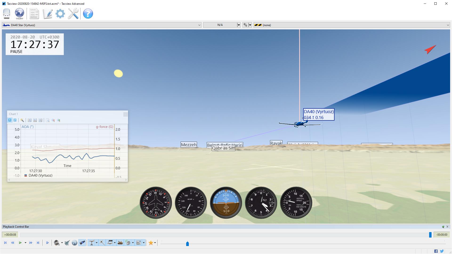 Tacview 1.8.4 est disponible ici et sur Steam!